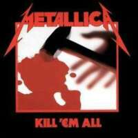Kill 'Em All - Metallica CD Sealed ! New !