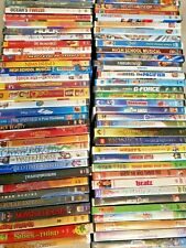 Family & Kids Movies/DVDs ~ 70+ Titles ~ You Choose! ~ Buy 3, get 2 free!!