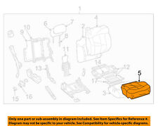 GM OEM Front Seat-Cushion Bottom Cover Right 12477281