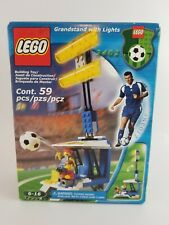 Lego Football/Soccer - Grandstand with Lights - Set # 3402 - New in Sealed Box!!