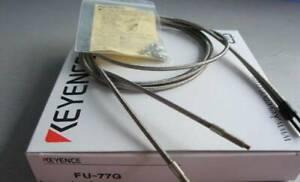 New in box KEYENCE Photoelectric Sensor Switch FU-77G FU77G