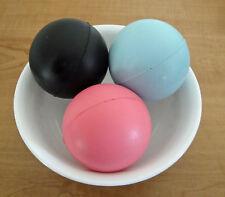 6 LIGHT BLUE Foam Stress Balls