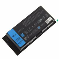 US Ship New 97Wh FV993 Battery for Dell Precision M4600 M4700 M6600 M6800 11.1V