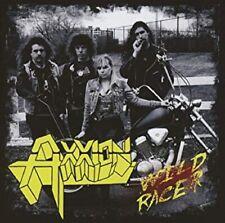 "AXXION - ""Wild Racer"" CD, Female Fronted 80's Hard Rock / Metal"