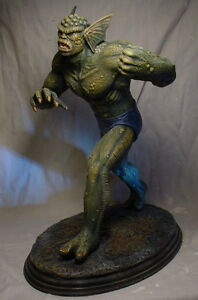 """ABOMINATION 13"""" STATUE w PROFESSIONAL BUILD & PAINT INCREDIBLE HULK RARE"""