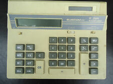 BUSICOM 830 VINTAGE 12 DIGITS Calculator UNTESTED
