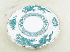 VINTAGE ANTIQUE BOOTHS DRAGON POTTERY SAUCER PLATE