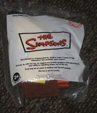2008 The Simpsons Burger King Kids Meal Toy - Bart - Couch