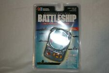 Milton Bradley Electronic Hand held Battleship age 7, 3games 3skill levels new