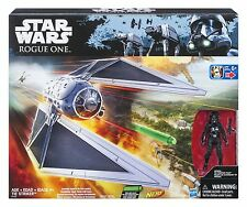 Star Wars Rogue One TIE Striker. Hasbro. NEW. Nerf missiles.
