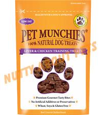 PET MUNCHIES 100%25 NATURAL DOG & CAT TREATS