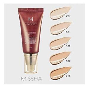 MISSHA M Perfect Cover BB Cream SPF42 PA+++ 50ml / 1.7 fl.oz #21 #23 #27