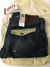 LVC Levi's Heath 1930's 501 Jean Made In USA Levis Vintage Clothing Levi Denim