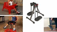 New Elliptical Exercise Machine Fitness Trainer Workout Home Gym Folding Strider