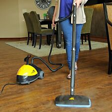 McCulloch MC1275 - Black/Yellow - Canister Vacuum Cleaner