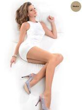 Collant Lycra Mat Effect Femme 15 deniers Dita Lingerie Gabriella Neutro XL 5