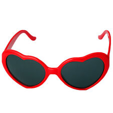 Summer Love Heart Shaped Lolita Sunglasses Sun Glasses Funny Many Colours New