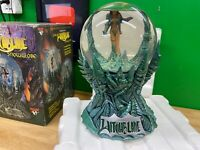 """Witchblade Snow Globe 10"""" w/ box - see description for video"""