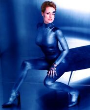 Jeri Ryan Unsigned 8x10 Photo (53) Star Trek Voyager