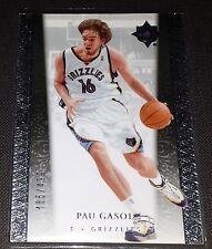 Pau Gasol - 06/07 Ultimate Collection Base Card (#'d 485/499)