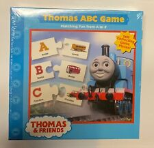 Thomas the Train - ABC Board Game Matching Fun from A to Z