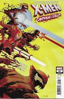 Uncanny X-Men Comic Issue 21 Limited Variant Modern Age First Print 2019 Larroca