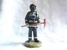 Figurine pompier Delprado -  Fireman Madrid fire dress Spain 2003 - Espagne