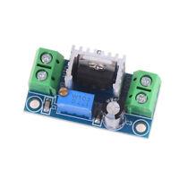 LM317 DC-DC convertidor reductor 4.2V-40V a 1.2V-37V regulador de voltaje l_ws