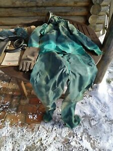 Russian soviet diving suit UGK-2 Not used (pants and top are separate)