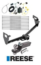 """Reese Trailer Tow Hitch For 15-18 Jeep Renegade Complete w/ Wiring and 2"""" Ball"""