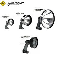 *Lightforce Enforcer Handheld Lamp - 140mm, 170mm, 240mm, LED 140mm,Battery Pack