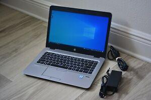 Laptop HP EliteBook 840 G3 Intel Core i5-6300U 3.20 GHz 16GB RAM 256GB SSD + 1TB