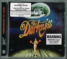 The Darkness Permission To Land CD 2003 British Glam Rock Band Growing On Me