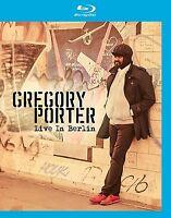 GREGORY PORTER - LIVE IN BERLIN   BLU-RAY NEU