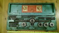 GREENFIELDS TAP AND DIE SET  NO 101 (little giant screw plate),engineering