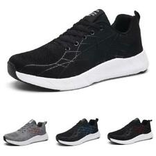 Mens Trainer Sports Outdoor Running Jogging Sport Fashion Sneakers Shoes 38-46 D