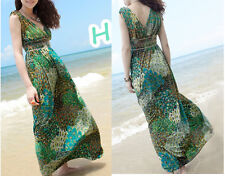CLEARANCE~~~~~~~WHOLESALE BULK LOTS OF 20 LADIES SUMMER BEACH MAXI DRESSES B14