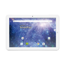 """Tablet SmartPad 4g 10.1"""" 3gb 32gb Android 9 Mediacom M-sp1gy4g didattica Lovoro"""