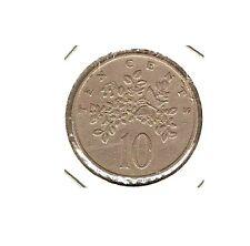 1972 JAMAICA Coin 10 CENTS