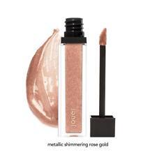 Jouer Rose Gold Long-wear Lip Topper Metallic Liquid Lipstick