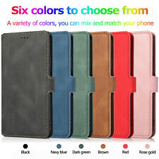 Luxury Flip Leather Wallet Stand Phone Case Cover For Samsung Galaxy A Series