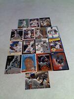 *****Torii Hunter*****  Lot of 100 cards.....38 DIFFERENT / Baseball
