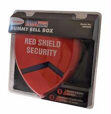 Dummy Alarm Siren (Red Shield Logo).