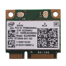 Original HP Lenovo Intel 622ANHMW 6200 Wifi Card 300M 802.11a/g/n SPS 572509-001