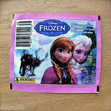 Disney FROZEN Panini Sticker Pack (7 stickers per packet) SEALED & NEW UNOPENED