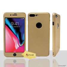 """Full Body 360° Case/Cover For Apple iPhone 7 (4.7"""") / Durable Hybrid Shockproof"""