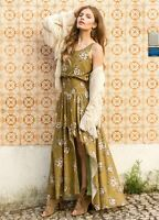 Womens Joyfolie Vanessa Dress in Amber Floral size XL X Large NEW