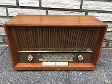 Nordmende ELEKTRA 1968  german vintage tube radio dänish design Panton Eames