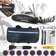 Reifenkleber Fahrrad Flickzeug Werkzeug Reparaturset Fahrradflicken Fahrradpumpe