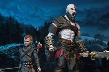 God of War Ultimate Kratos & Atreus 2-Pack Ultimate Figures By NECA